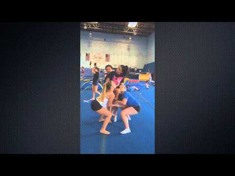 Cheer Tryout Stunts