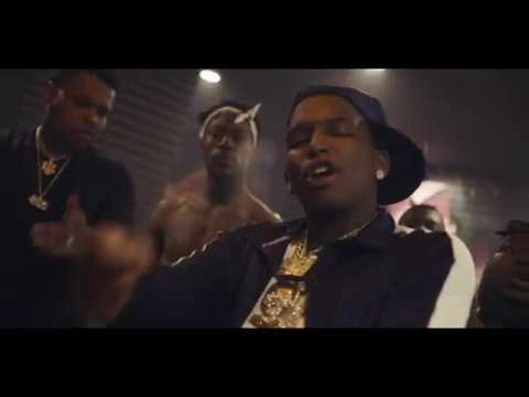 Bentley Black Ft. Guapavelli Mojo, C Struggs, TrapBoy Freddy - Dont Let Up (Music Video)