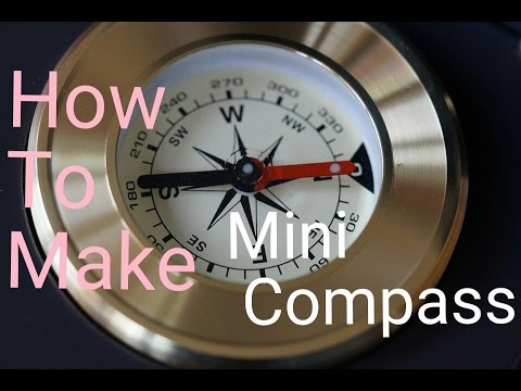 How to make compass