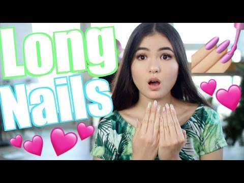 How to Grow Long Nails 💅🏼