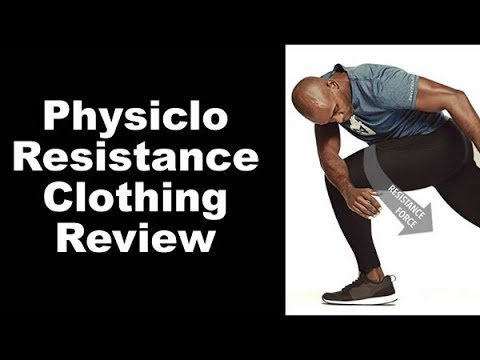 Physiclo Built-In Resistance Clothing - Review