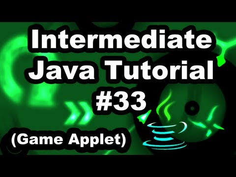 Learn Java 2.33- Game Applet- Musics and Sound Effects