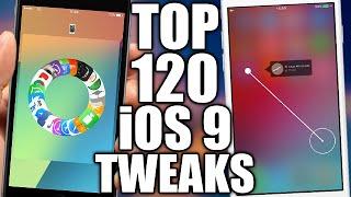 NEW! Top 100 FREE iOS 9 3 3 Cydia Tweaks Of ALL TIME - iOS 9 PANGU