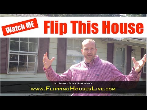 Flip This House - No Money Down
