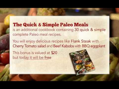 The Paleo Diet Recipes Review - How ''The Paleo Diet Recipes Review'' Can Improve Your Health !