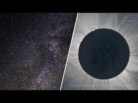 ScienceCasts: August 2017: A Big Month for Astronomy