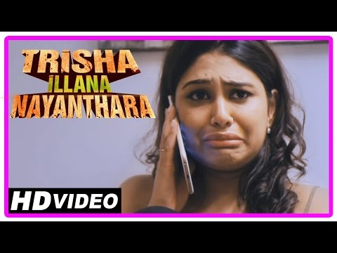 Trisha Illana <b>Nayanthara Tamil</b> Movie | Scenes | Anandhi gets angry at GV <b>...</b> - hqdefault