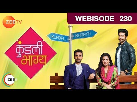 Kundali Bhagya - Neil calls Prithvi - Episode 230  - Webisode | Zee Tv