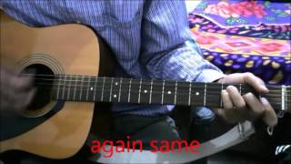 Performance Type Material For COllege Fest/stage Best Mashup Guitar Songs - HIndi guitar lesson