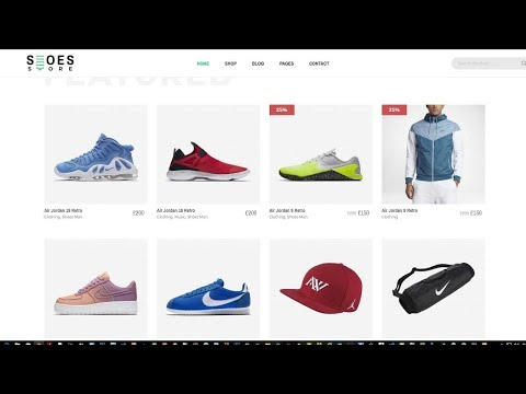 how to Create a shopping website easily (Malayalam Language)