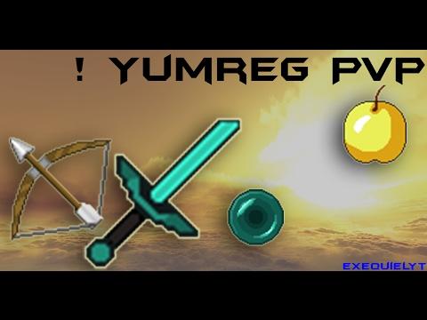 Texture Pack [1.7-1.8-1.9] PvP #1 | !Yumreg PvP | FULLFPS