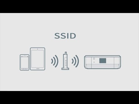 How to Connect a Printer with Mobile/Smart Device Using SSID (Epson XP-950,XP-810,XP-710)NPD5160
