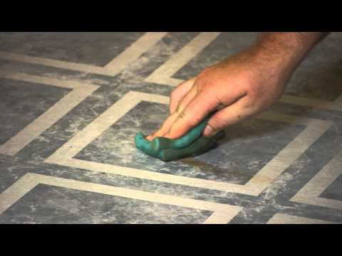 How to Remove Yellow Stains From Floor Tile : Flooring Maintenance