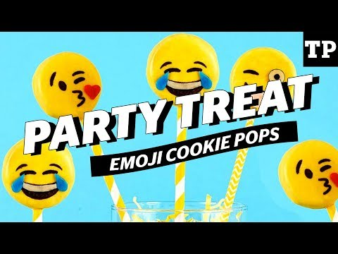 Emoji party: How to make silly emoji cookies | Eats + Treats