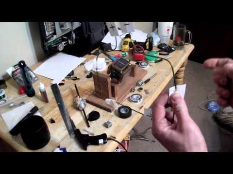 How permanent magnet DC motors work