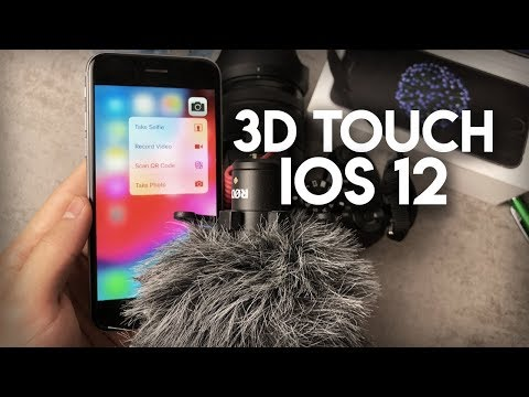 3D Touch in iOS 12 - How Much Did It Improve?