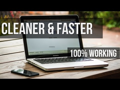 How To Make your older Mac run faster -  50% Speed Increase