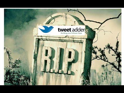 Tweet Adder is Dead: What Now?