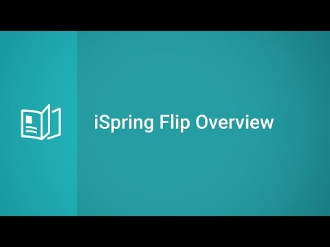 How to Create a Flipping Book from a Document or Presentation