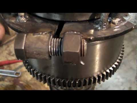 DIY Bearing Removal Tool