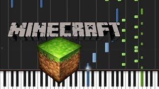 Minecraft - Moog City [Piano Tutorial] (♫)