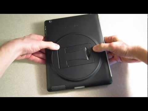 Review: ZeroChroma Vario SC case for new iPad (iPad 3)