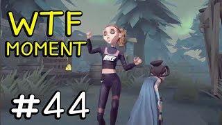 Funny WTF Moments Ep.44 Gameplay Identity V
