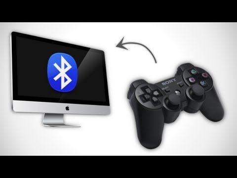 How to Use a PS3 Controller with a Mac