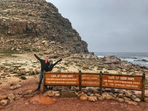 72 Hours in Cape Town!