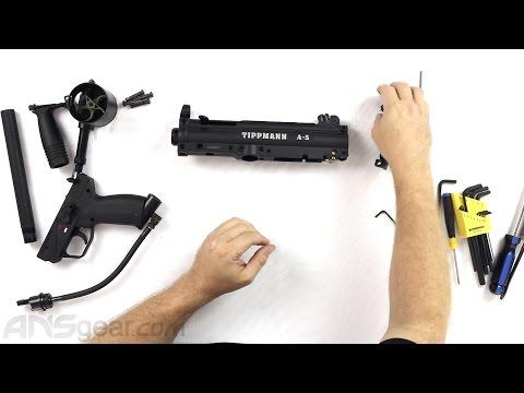 Tippmann A5 Paintball Gun - Maintenance/Repair