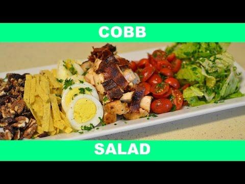 Mesha's Cobb Salad - How To Make Cobb Salad