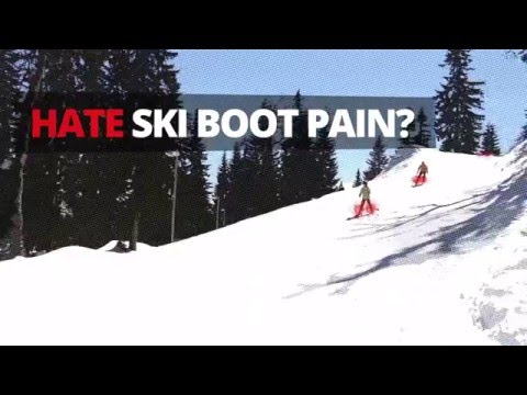 Ski An'gel - Live Happily in Your Boots
