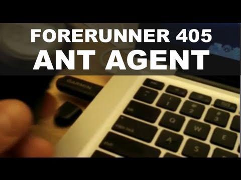 Garmin ANT Agent for Mac (OS X)