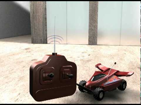 How a Remote Control Car Works