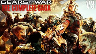 Gears of War: The Complete Saga v3 (Hivebusters, Judgement, RAAM's Shadow, GOW 1-5) 1080p HD