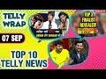 Hina Khan Lal Baug Cha Raja Divyanka Vivek Ganpati DANCE The Kapil Sharma Show Top 10 News