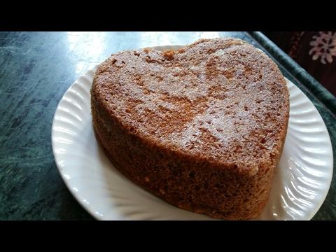 Easy Homemade Vanilla Cake in cooker