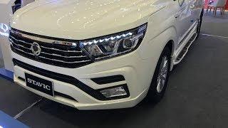 STAVIC 2019 New Minivan