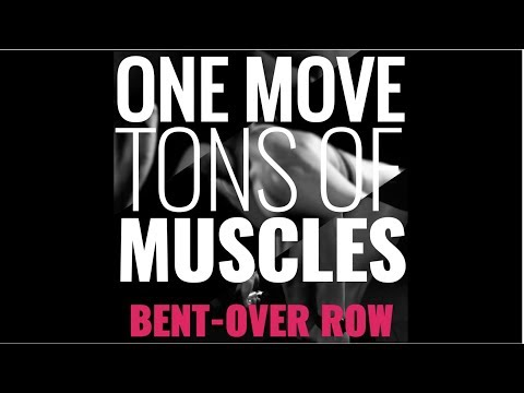 Bent-Over Row: One Move, Tons of Muscle | SHAPE