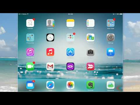 Mirror your iPad on your TV using AirPlay and an Apple TV -  iOS 7