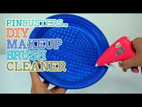 DIY Makeup Brush Cleaner // DOES THIS MAKEUP HACK WORK?