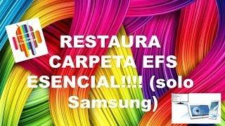 BACKUP CARPETA EFS Videos & Books