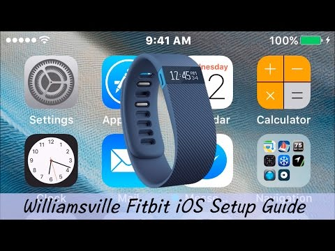 Fitbit Setup iPhone