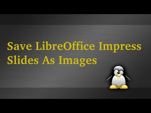 Export All Impress Slides As Images