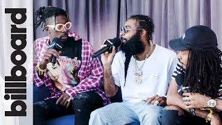 Flatbush Zombies on Their Album