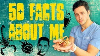 50 Facts About Me   Doctor Mike