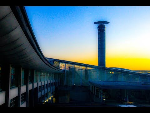 A Walk Through Charles De Gaulle Airport - Terminal 2A, Paris