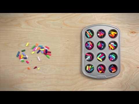 How to Make Homemade Crayons
