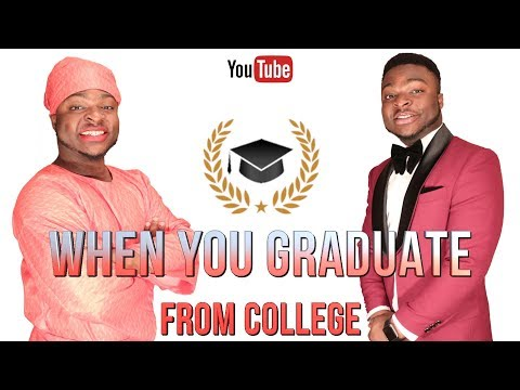 Samspedy - When You Graduate From College