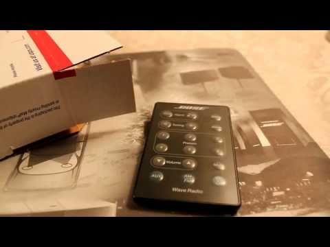 Bose Wave Radio Remote Control